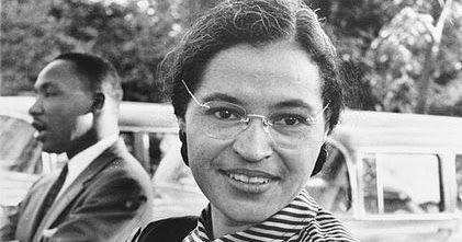 Rosa Parks: Simbolo dos direitos civis dos negros nos EUA e vegetariana
