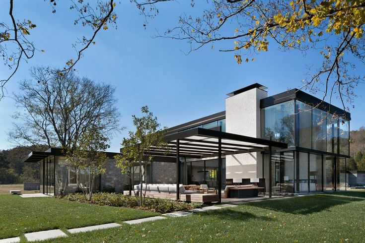 Tennessee+Farmhouse+by+Meyer+Davis+Studio