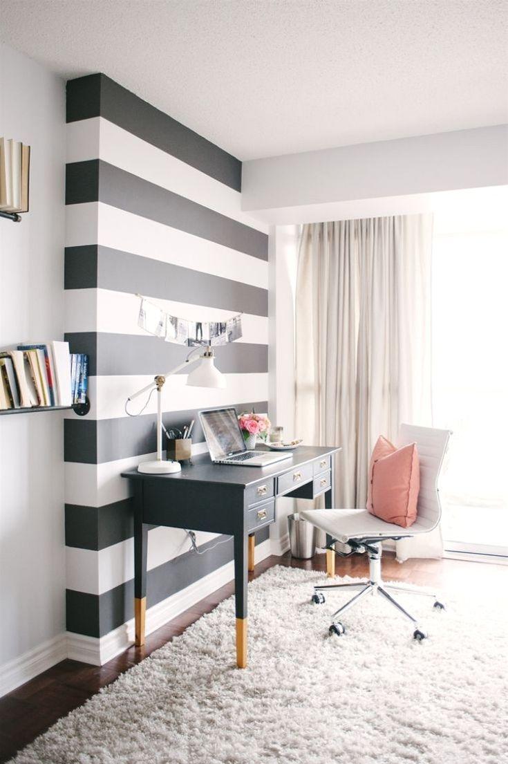1966 best wohnzimmer wandgestaltung streichen images on Pinterest ...