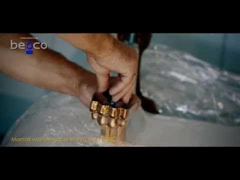 KROK PO KROKU... w tej odsłonie, Nasi monterzy, przybliżą Wam montaż wanien wolnostojących BESCO, zarówno w stylu Retro jak i Modern.