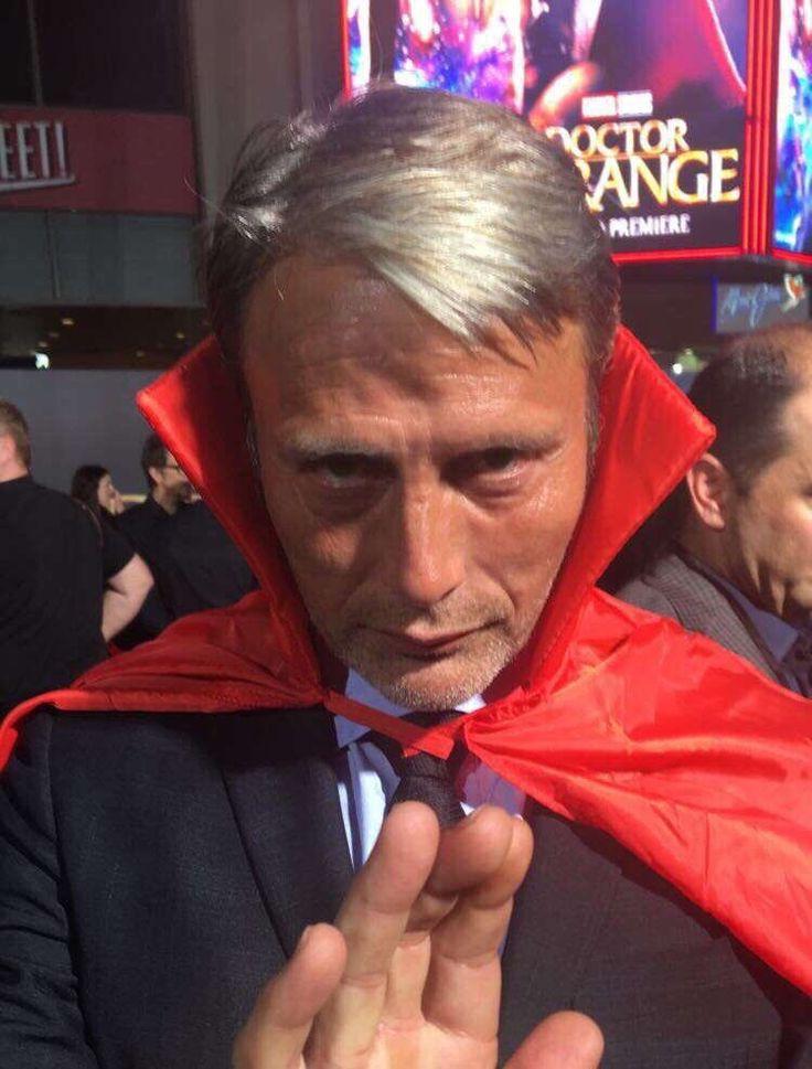Doctor Strange Lecter  ;D