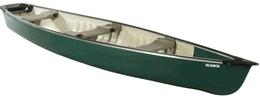 Coleman canoe (I would love a wood canoe)