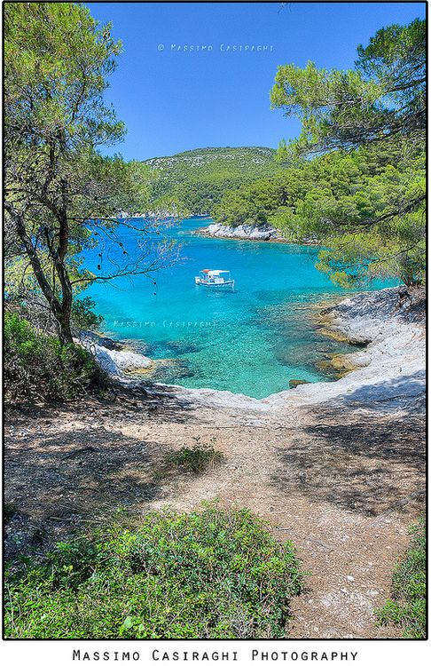Skopelos, Greece Where Mamma Mia was filimed