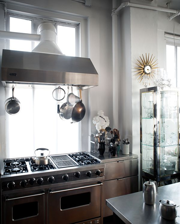 Industrial Kitchen Windows: 68 Best Stoves Infront Of Windows Images On Pinterest