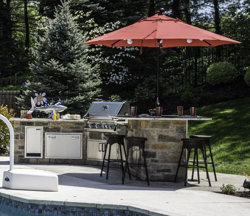 9 Must Have Outdoor Kitchens: 17 Best Images About Outdoor Kitchens On Pinterest