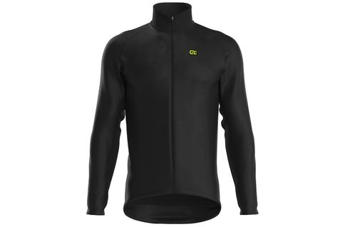 #Ale Klimatik K-Stopper Jacket > Black - L #Cold, rain, wind and sometimes snow: when you go out in winter, you know what to expect. Ale focus on the ride, without thinking about anything else. The Ale Klimatik K-Stopper Jacket is specifically developed to support riders during extreme weather conditions. (Barcode EAN=8055528049750)