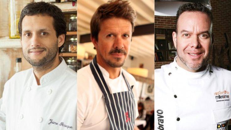 Los chefs Jaime Pesaque, Rafael Osterling y Christian Bravo aparecen en los documentos filtrados de Mossack Fonseca.