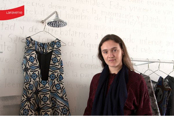 Danielle Lafaurie y su trabajo creativo para #ForeverNew junto a Olga Piedrahita. Descubre  su inspiración #LafayetteFashion #Bogotá #Colombia