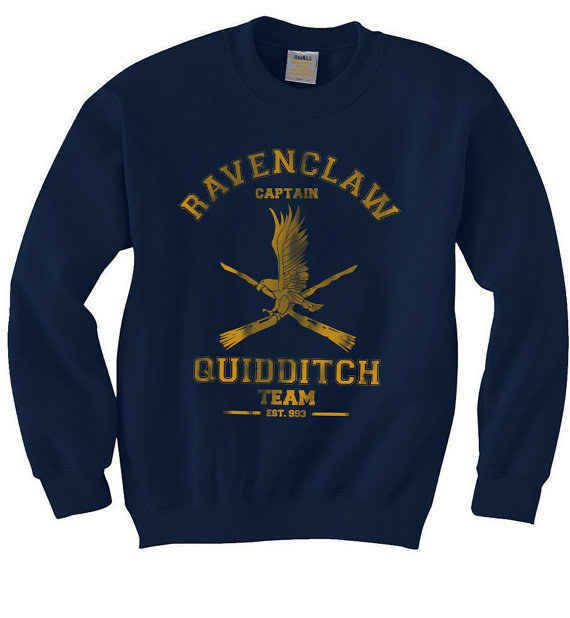 24 Ravenclaw Gifts l  This sweater which will remind everyone what team you're on.