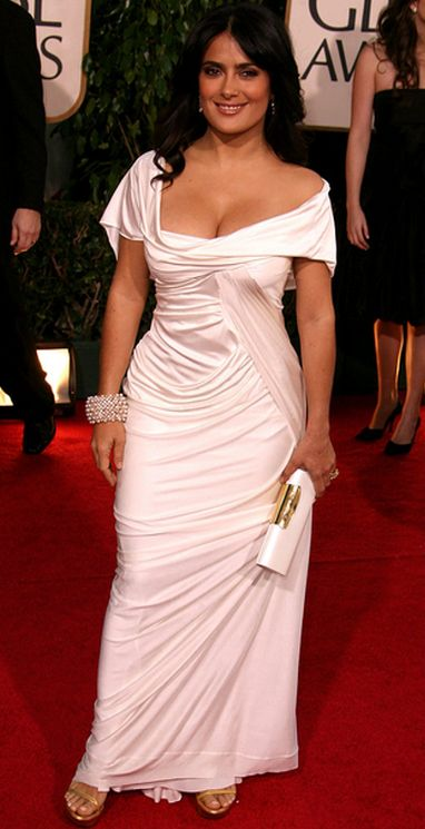 White Dresses on the Red Carpet: Part 3