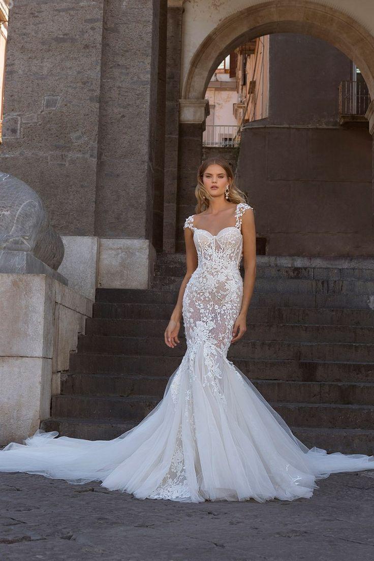 BERTA Bridal Fall 200 Collection   20nd wedding dresses, Wedding ...