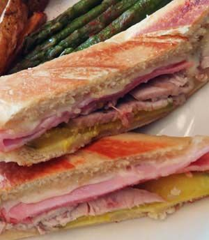 How to make a Cuban Sandwich - El Cubano - Simple, Easy-to-Make Cuban, Spanish, and Latin American Recipes with Photos