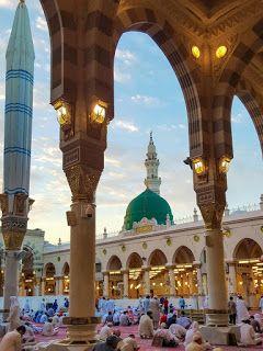 صور المسجد النبوي الشريف 2020 احدث خلفيات المسجد النبوي عالية الجودة Islamic Wallpaper Mosque Green Dome