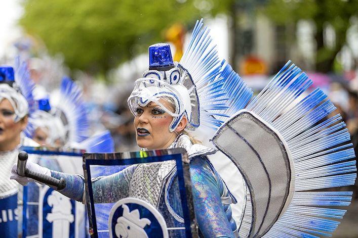 Mika Sipuran verkkopäiväkirja - Helsinki Samba Carnaval 2015