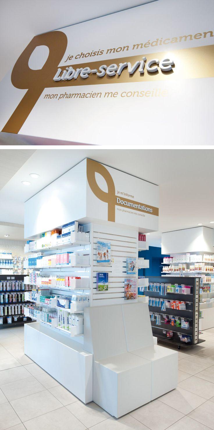 Pharmacy, Pharmacie