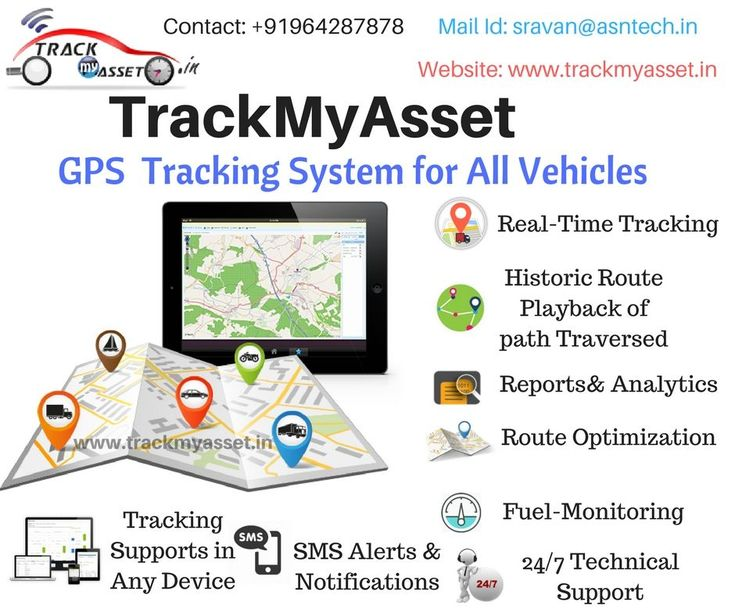 TrackMyAsset provides Most Advanced and Feature Rich Vehicle Tracking System Solution that makes your Vehicle Management Easy and Safe... Few Features our GPS Tracking System: Live Tracking of Vehicles Distance Travelled by the Vehicle Over Speed Alerts History Playback or Path Traversed Geo-Fence Alert Fuel Monitoring  Comprehensive Route Analysis Daily, Weekly and Monthly Reports Location wise reporting Location entry, exit time recordings Route Optimisation Trip-wise Reports Restricted…