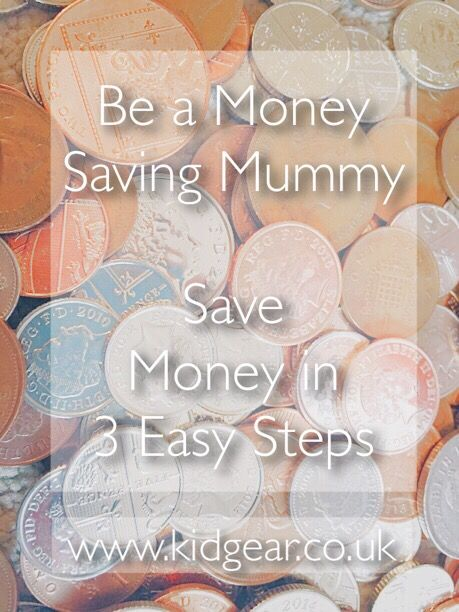 BEE a Money Saving Mummy – My Tips to Keep Your Cash in Your Pocket