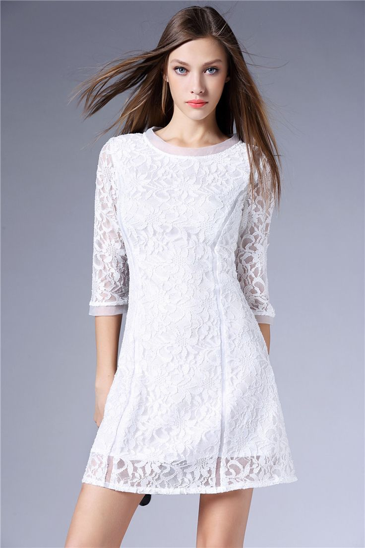 62 Best Images About White Ecru Dresses On Pinterest