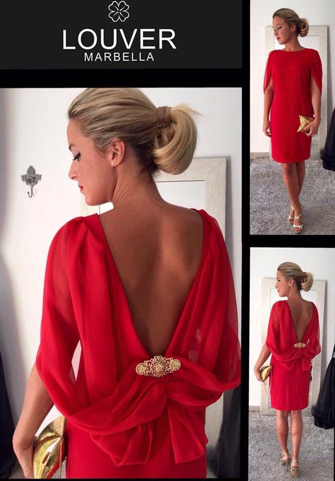 Nuestro vestido Teresa siempre es un acierto! Elegante, sofisticado y con mucho…