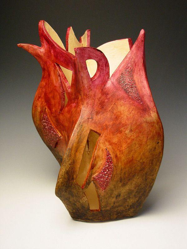 ceramic projects high school - 600×800