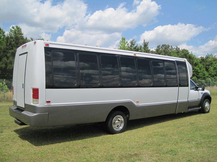 used buses for sale, krystal kk33 f550, dr
