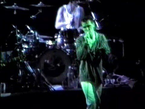 The Smiths - Frankly, Mr Shankly (Rare live version 1986)