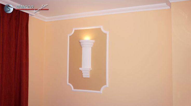 Mit Styropor Stuckleisten eröffnen sich Ihnen sowohl beim Neubau, als auch bei der Renovierung Ih...