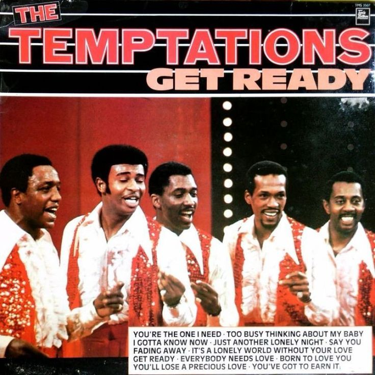 12 Best The Temptations Album Covers Images On Pinterest