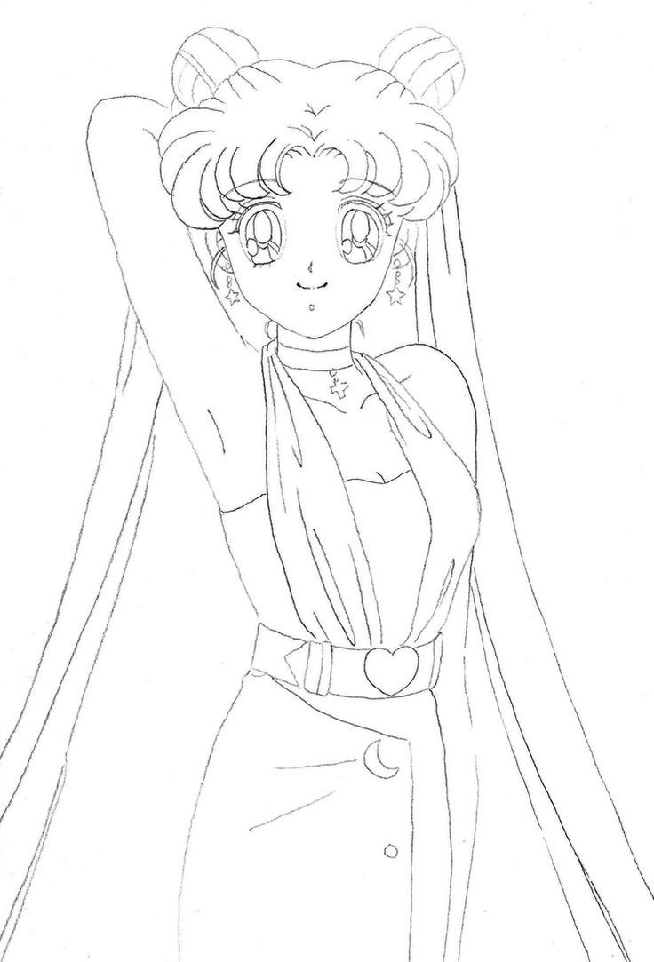 93 best sailor moon images on pinterest coloring pages sailor