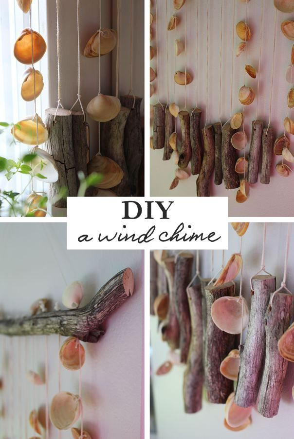 the creative night shift: DIY: A Wind Chime and a Bohemian Autumn Update for...