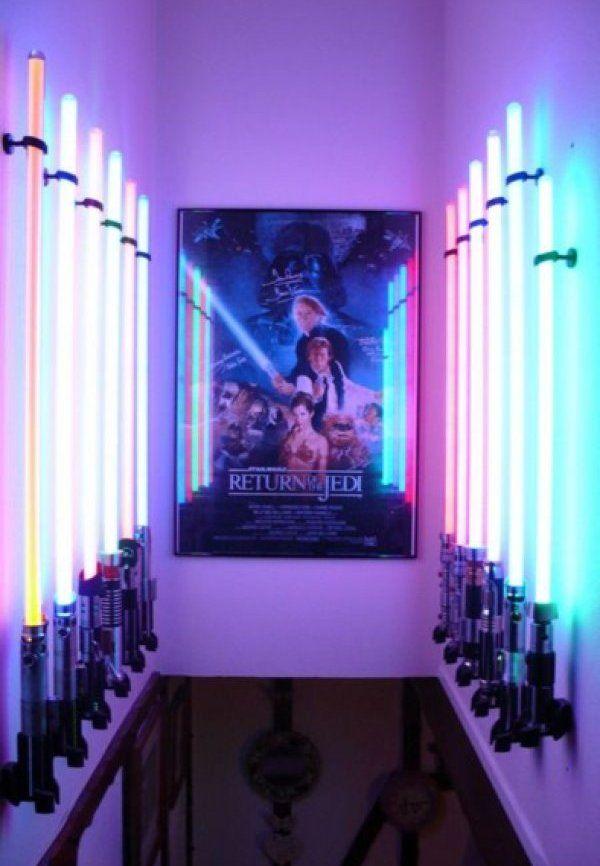 Star Wars Wall Decor Lights : 25+ best ideas about Nerd Room on Pinterest Ewok, Terrarium plants for sale and Aquarium sale