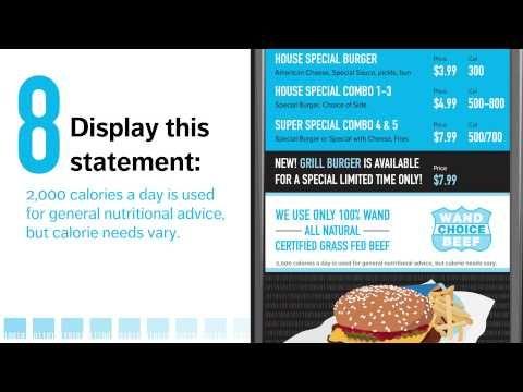 16 best digital signage images on Pinterest Digital menu - how to make a restaurant menu on microsoft word