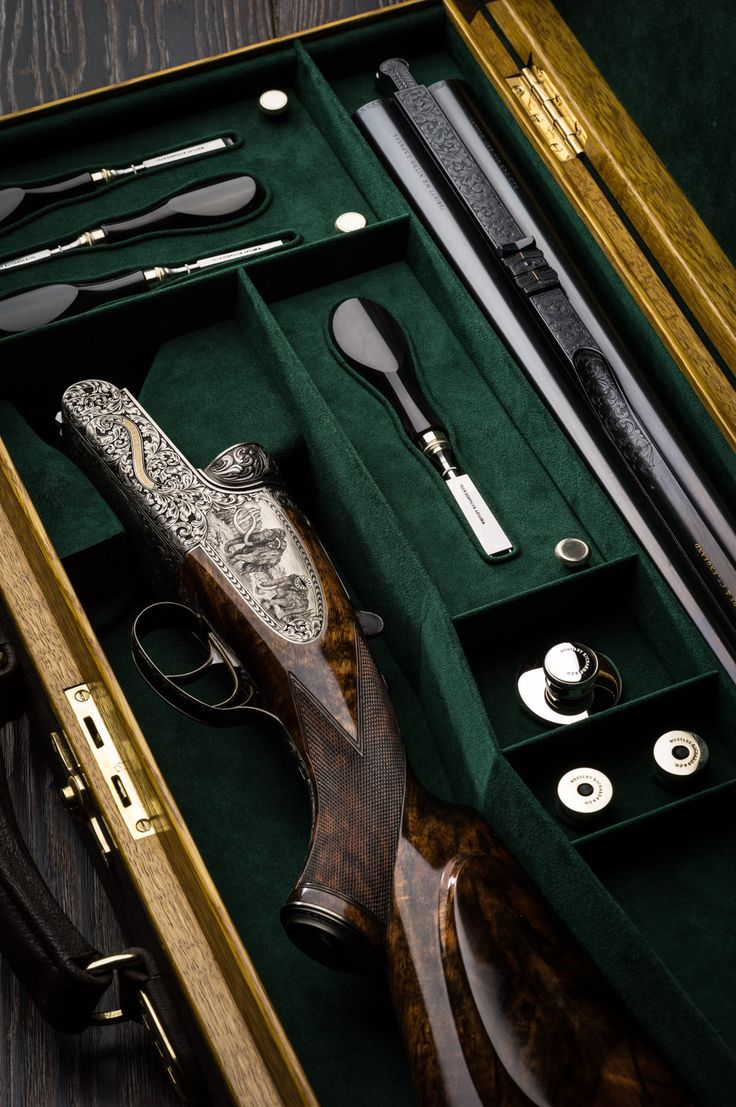Westley Richards .700/.577 Droplock Double Rifle