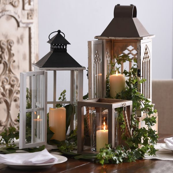 Best ideas about wooden lantern on pinterest fall