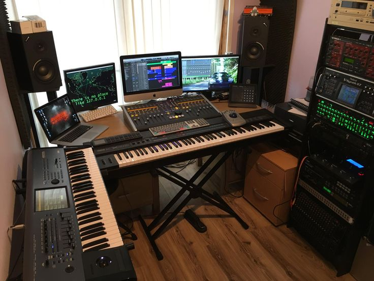 Show Off Your Studio Weekly Roundup 9 Musictech