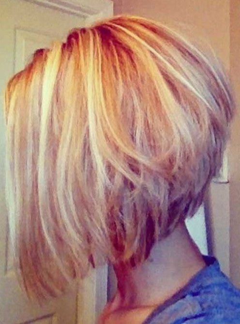 graduated bob haircut pictures | The ombre hair is the hottest topic these days, you can see omrbe hair ...