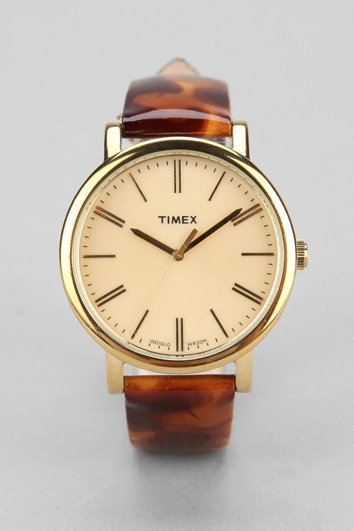 Timex Original Tortoise Watch #urbanoutfitters