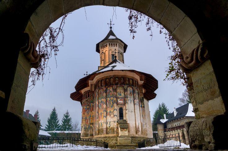 Moldovita Monastery - Bucovina, Romania