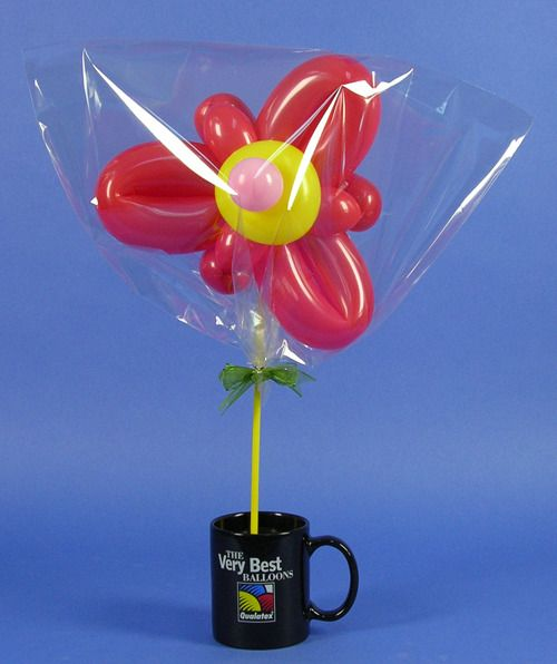 Balloon Twisting Online :: 꽃잎 스틱