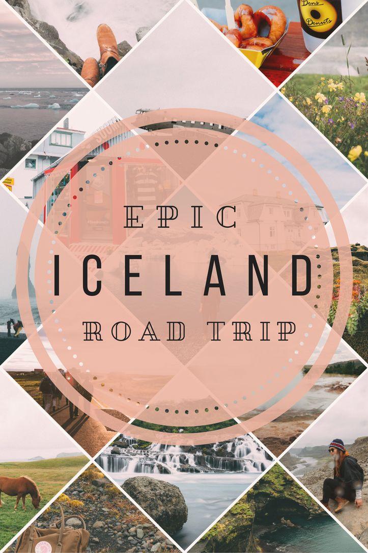Epic Road-Trip Chasing Iceland Waterfalls - InBetweenPictures.com