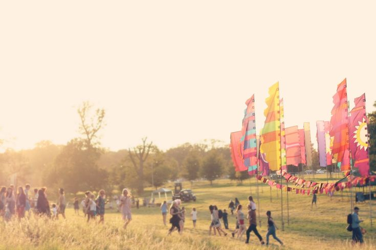 MUST go to the Wilderness Festival in England