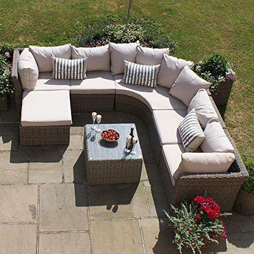 Garden Furniture All Weather best 20+ all weather garden furniture ideas on pinterest | rattan