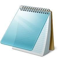 There are many thing you can be done with the notepad. Notepad is not only the text editor but it has a wide function from text editing to developing webpage.  This trick will teach you how to use notepad as a personal diary. The steps involved are very simple and easy to understand.