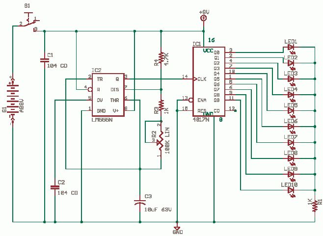 7 best fun circuits to build yourself images on pinterest electronic circuits or schematic diagrams of delabs analog and digital circuits based on opamps and digital cmos ics solutioingenieria Images