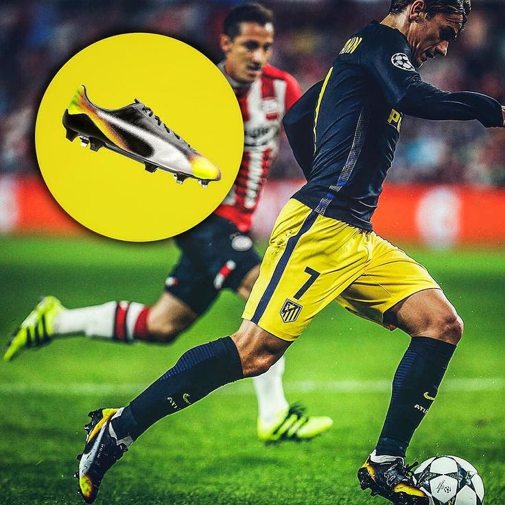 @antogriezmann spotted this week wearing his new @pumafootball EvoSPEED Graphics. . . . #footydotcom #fcfc #footy #footballboot #soccercleats #football #soccer #futbol #futsal #futbolsport #cleatstagram #totalsoccerofficial #fussball #footballgame #soccergame #footballboots #footballnews #puma #pumafootball #evospeed #graphics #design #spray #championsleague #griezmann #atleti #athleticomadrid