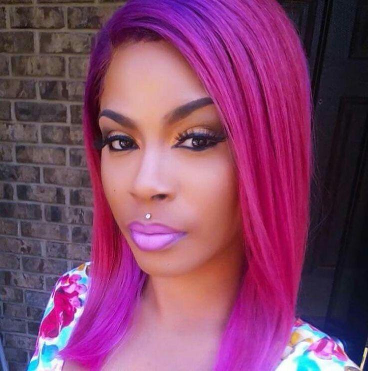 Best 25+ Extreme Hair Colors Ideas On Pinterest