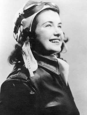 A complete chunk of WWII history I had no idea existed. The original Fly Girls... what bad asses :)