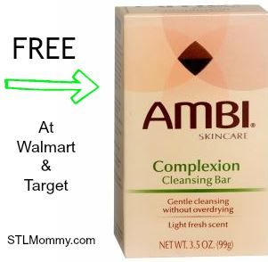 STL Mommy « AMBI Complexion Cleansing Bar FREE At Walmart & Target