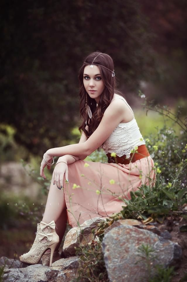 senior photography inspiration