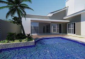 Arquiteto Natan Fontes: casa térrea – SIMONE #Architecture   – Arquitetura